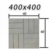 Тротуарная плитка 400х400х40 мм