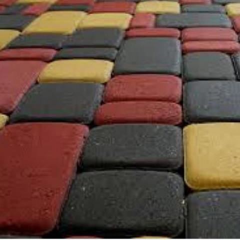Тротуарная плитка «Брук шагрень»