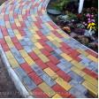 Тротуарная плитка «Кирпич»