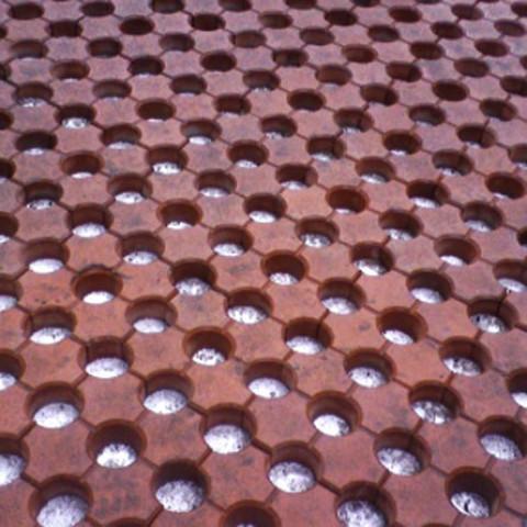 Тротуарная плитка «ЭКО»