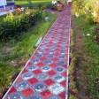 Тротуарная плитка «Гжелка»