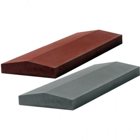 Тротуарная плитка «Крышка на забор»