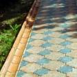 Тротуарная плитка «Водосток»