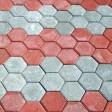 Тротуарная плитка «Соты»