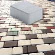 Тротуарная плитка «Брук одинарный»