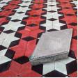 Тротуарная плитка «Ромбик»